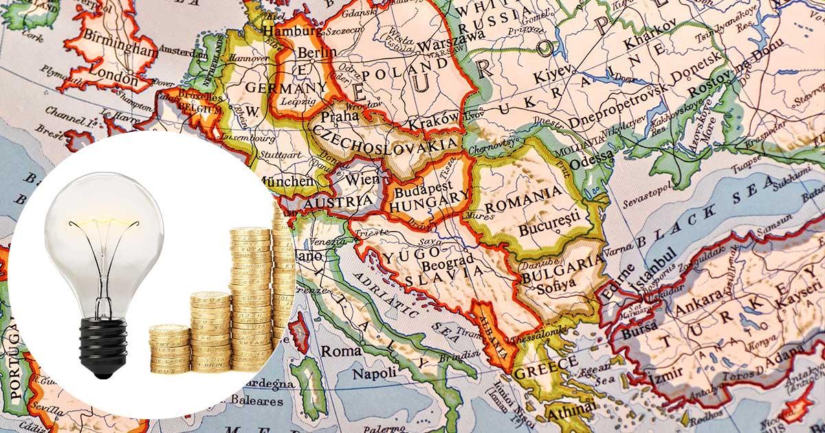 Най-евтиният ток за домакинствата е в България и Румъния